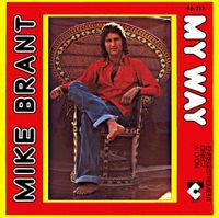 Cover Mike Brant - My Way
