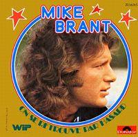 Cover Mike Brant - On se retrouve par hasard