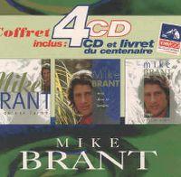 Cover Mike Brant - Rien qu'une larme / Mais dans la lumière / C'est ma prière...