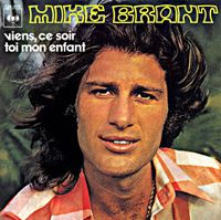 Cover Mike Brant - Viens ce soir