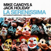 Cover Mike Candys & Jack Holiday - La serenissima