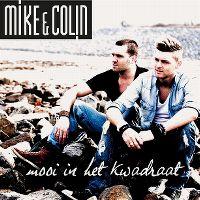Cover Mike & Colin - Mooi in het kwadraat