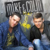 Cover Mike & Colin - Wat is ze mooi