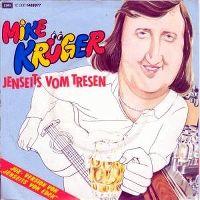 Cover Mike Krüger - Jenseits vom Tresen