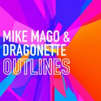 Cover Mike Mago & Dragonette - Outlines