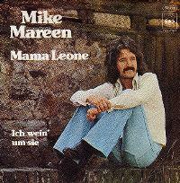 Cover Mike Mareen - Mama Leone