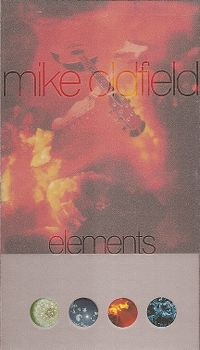 Cover Mike Oldfield - Elements