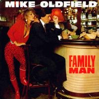 Cover Mike Oldfield - Family Man