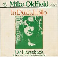 Cover Mike Oldfield - In dulci jubilo
