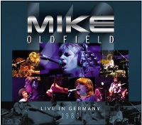 Cover Mike Oldfield - Live In Germany 1980