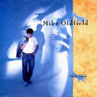 Cover Mike Oldfield - Magic Touch