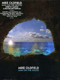 Cover Mike Oldfield - Man On The Rocks