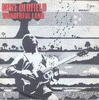 Cover Mike Oldfield - Wonderful Land