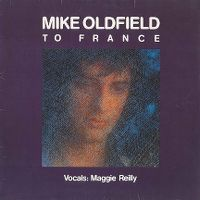 Cover Mike Oldfield & Maggie Reilly - To France