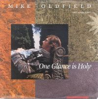 Cover Mike Oldfield with Adrian Belew - One Glance Is Holy