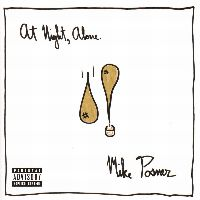 Cover Mike Posner - At Night, Alone.