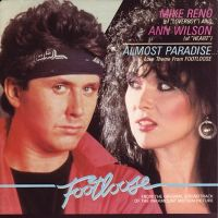 Cover Mike Reno & Ann Wilson - Almost Paradise