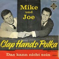 Cover Mike und Joe - Clap Hands Polka