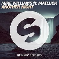Cover Mike Williams feat. Matluck - Another Night