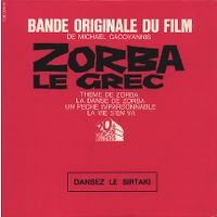 Cover Mikis Theodorakis - Zorba's Dance