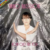 Cover Miko Mission - How Old Are You?
