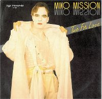 Cover Miko Mission - Two For Love
