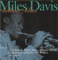 Cover Miles Davis - Ballads & Blues
