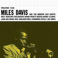 Cover Miles Davis - Miles Davis And The Modern Jazz Giants