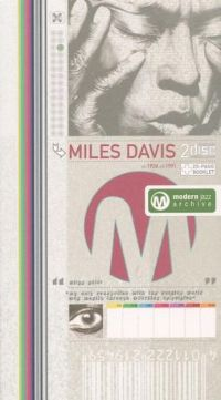 Cover Miles Davis - Modern Jazz Archive: Bluing / Tune Up