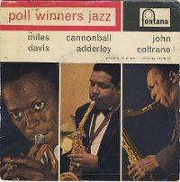 Cover Miles Davis / Cannonball Adderley / John Coltrane - Straight, No Chaser