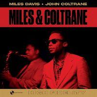 Cover Miles Davis & John Coltrane - Miles & Coltrane