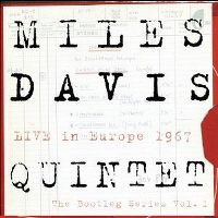 Cover Miles Davis Quintet - Live In Europe 1967