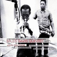 Cover Miles Davis Quintet with John Coltrane - Complete Studio Recordings - The Master Takes