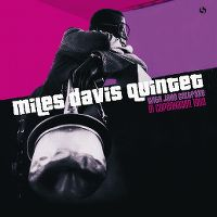 Cover Miles Davis Quintet with John Coltrane - In Copenhagen 1960