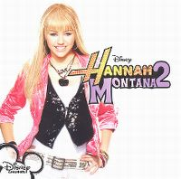 Cover Miley Cyrus - Hannah Montana 2 / Meet Miley Cyrus