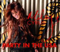 Cover Miley Cyrus - Party In The U.S.A.