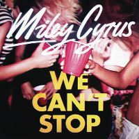 Cover Miley Cyrus - We Can't Stop