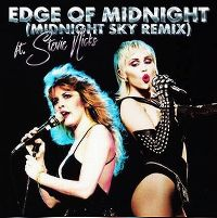 Cover Miley Cyrus feat. Stevie Nicks - Edge Of Midnight (Midnight Sky Remix)