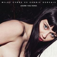 Cover Miley Cyrus vs. Cedric Gervais - Adore You