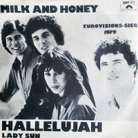 Cover Milk And Honey - Hallelujah