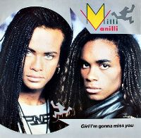 Cover Milli Vanilli - Girl I'm Gonna Miss You