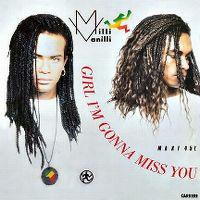 Cover Milli Vanilli - Girl I'm Gonna Miss You