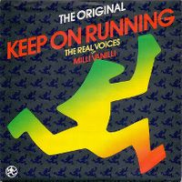 Cover Milli Vanilli - Keep On Running