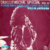 Cover Millie Jackson - (If Loving You Is Wrong) I Don't Want To Be Right