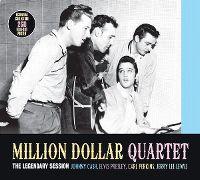 Cover Million Dollar Quartet - The Legendary Session