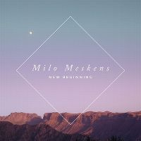 Cover Milo Meskens - New Beginning