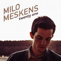 Cover Milo Meskens - Twenty One