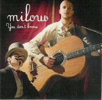 Cover Milow - You Don't Know