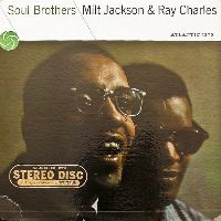 Cover Milt Jackson & Ray Charles - Soul Brothers