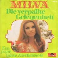 Cover Milva - Die verpasste Gelegenheit